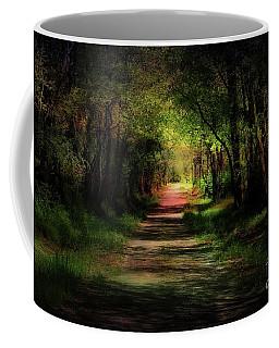 Backroad Goodbye Coffee Mug