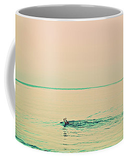 Backstroke Coffee Mug