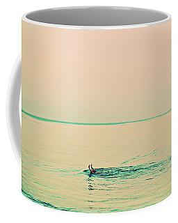 Backstroke Coffee Mug
