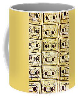 Backtrack In Audio Coffee Mug
