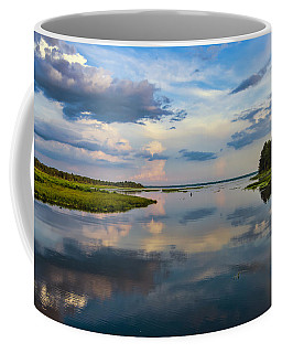 Backwater Sunset Coffee Mug
