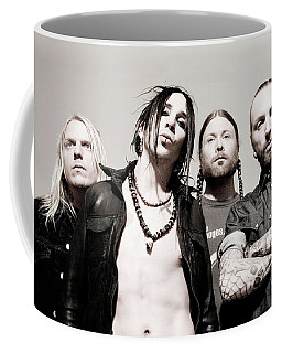 Backyard Babies Coffee Mug