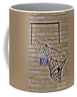 Backyard Basketball Coffee Mug