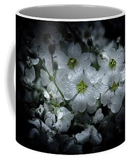 Backyard Flowers 51 Color Version Coffee Mug