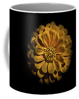 Coffee Mug featuring the photograph Backyard Flowers 58 Color Version by Brian Carson
