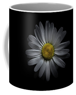 Coffee Mug featuring the photograph Backyard Flowers 60 Color Version by Brian Carson