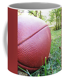 Backyard Football Coffee Mug