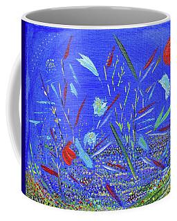 Backyard Party Coffee Mug