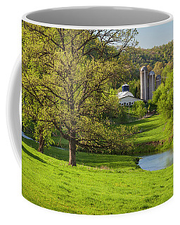Bad Axe River Coffee Mug