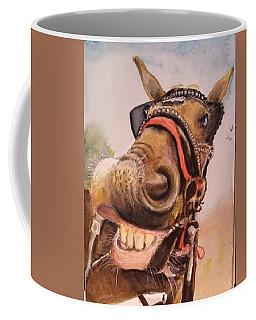 Bad Breath  Coffee Mug
