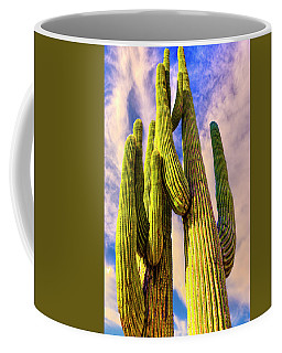 Coffee Mug featuring the photograph Bad Hombre by Paul Wear