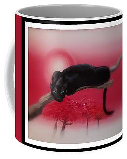 Bad Leopard   Coffee Mug