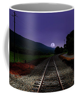 Bad Moon Rising Coffee Mug