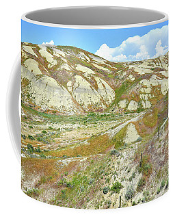 Badlands Of Wyoming Coffee Mug