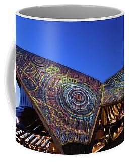 Badu Gili Light Show  Coffee Mug