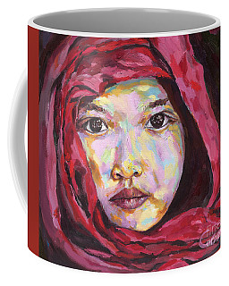 Bagan Novice Coffee Mug by Michael Cinnamond