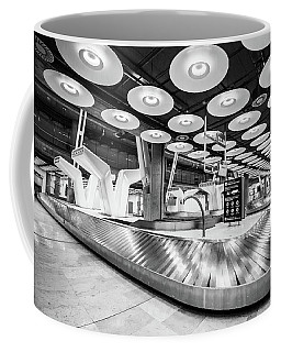 Baggage Reclaim Madrid Airport Coffee Mug