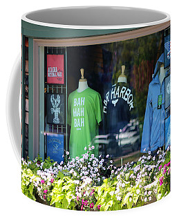 Coffee Mug featuring the photograph Bah Hah Bah by Living Color Photography Lorraine Lynch
