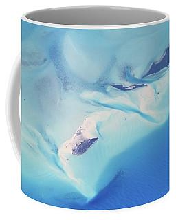 Bahama Banks Aerial Seascape Coffee Mug