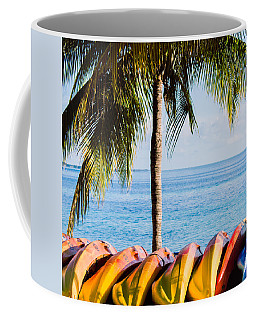 Coffee Mug featuring the photograph Bahama Vibes by Parker Cunningham