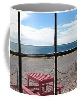 Bahia Bustamante Window Coffee Mug
