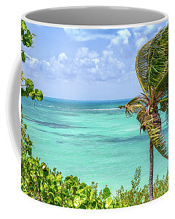 Bahia Honda State Park Atlantic View Coffee Mug by John M Bailey