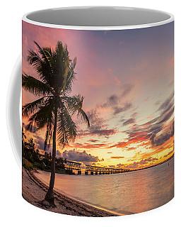 Bahia Honda State Park Sunset Coffee Mug
