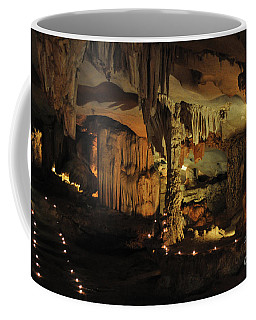 Bai Tu Long Caves Coffee Mug