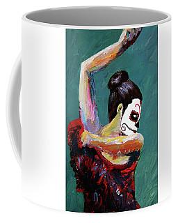Bailan De Los Muertos Coffee Mug