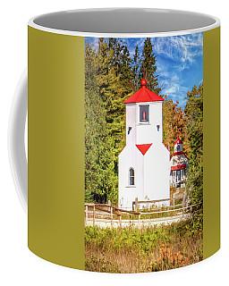 Baileys Harbor Range Light Coffee Mug
