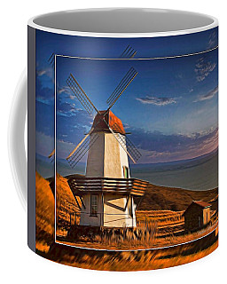 Baker City Windmill_1a Coffee Mug