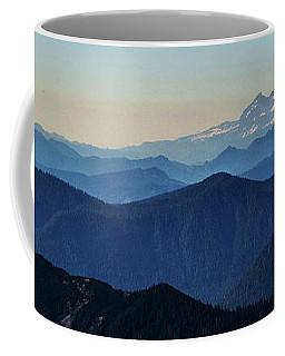 Baker From Pilchuck Coffee Mug