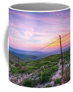 Bakersfield Hills  Coffee Mug