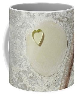 Baking Heart Coffee Mug by Liz Masoner