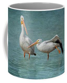 Coffee Mug featuring the photograph Balance by Kim Hojnacki
