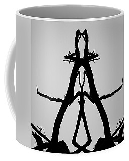 Coffee Mug featuring the photograph Balanced I Bw by David Gordon