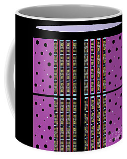 Balancing Act Coffee Mug by Helena Tiainen