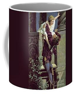 Balcony Scene, Romeo And Juliet Coffee Mug