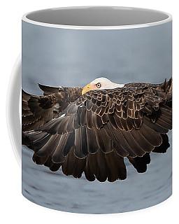 Bald Eagle And Fish Coffee Mug