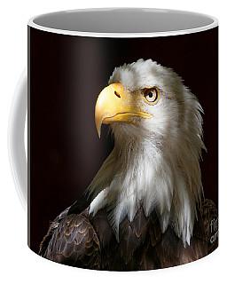 Bald Eagle Closeup Portrait Coffee Mug