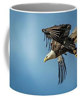 Bald Eagle Flight 1 Coffee Mug