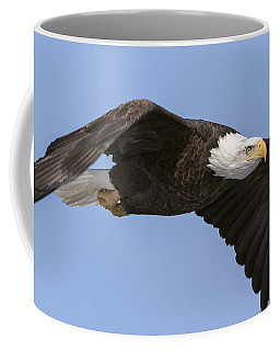 Bald Eagle Flight 2 Coffee Mug