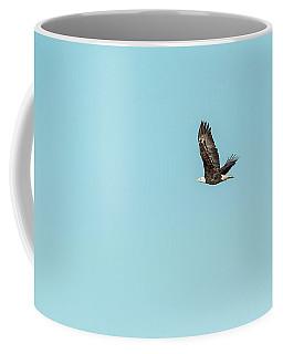 Bald Eagle Flying Coffee Mug