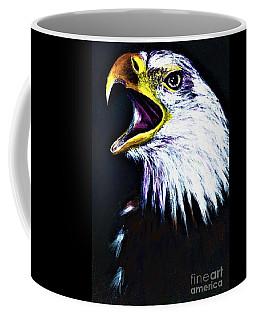 Bald Eagle - Francis -audubon Coffee Mug