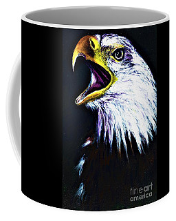 Bald Eagle - Francis -audubon Coffee Mug