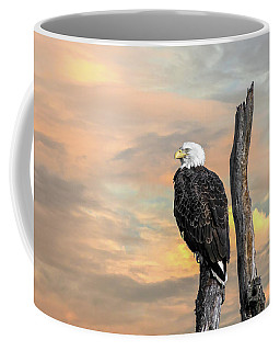 Bald Eagle Inspiration Coffee Mug
