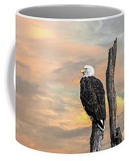 Bald Eagle Inspiration Coffee Mug