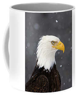 Bald Eagle Intensity Coffee Mug