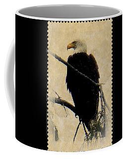 Coffee Mug featuring the photograph Bald Eagle by Lori Seaman