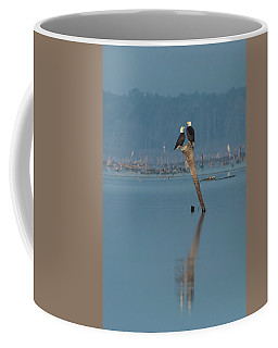 Bald Eagle Pair Coffee Mug
